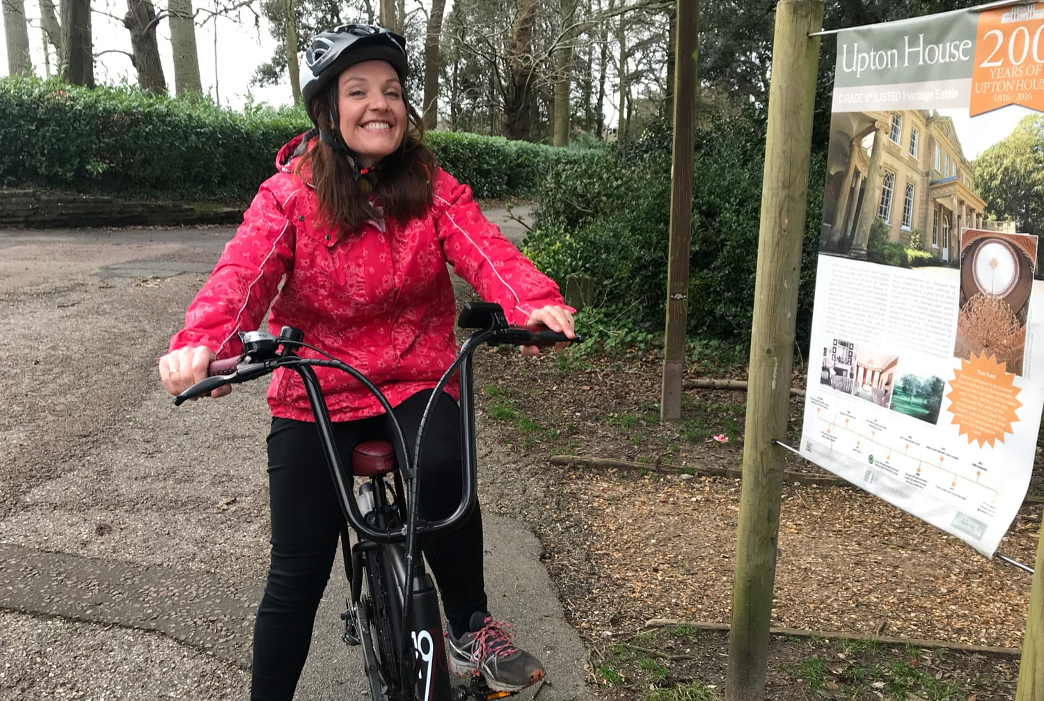 ebike mystery tour upton country park